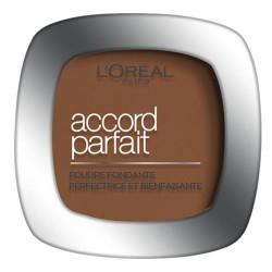 L'ORÉAL - Poudre ACCORD PARFAIT- 10D Doré Foncé
