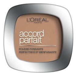 L'ORÉAL - Poudre ACCORD PARFAIT - D5 Sable doré