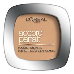 L'ORÉAL - Poudre ACCORD PARFAIT - D3 Beige doré