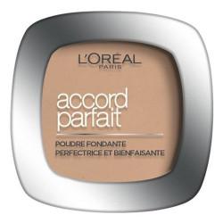 L'ORÉAL - Poudre ACCORD PARFAIT - R3 Beige rosé