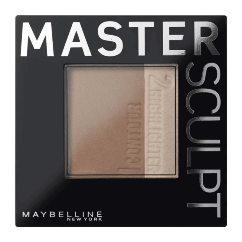GEMEY MAYBELLINE - Duo Poudre contouring MASTER SCULPT - 2 - Moyen