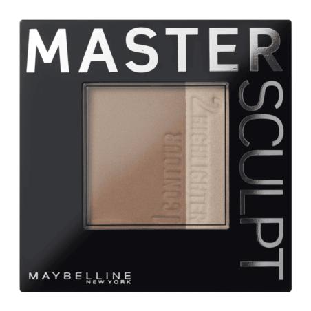 Maybelline New York - Duo Poudre contouring MASTER SCULPT - 2 Moyen
