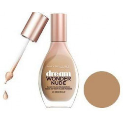 Maybelline New York - Fond de teint liquide DREAM WONDER NUDE - 48 Beige Ensoleillé