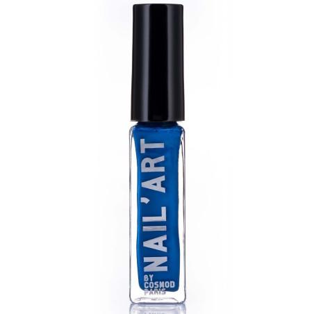 COSMOD - Vernis Nail Art - 06 Bleu