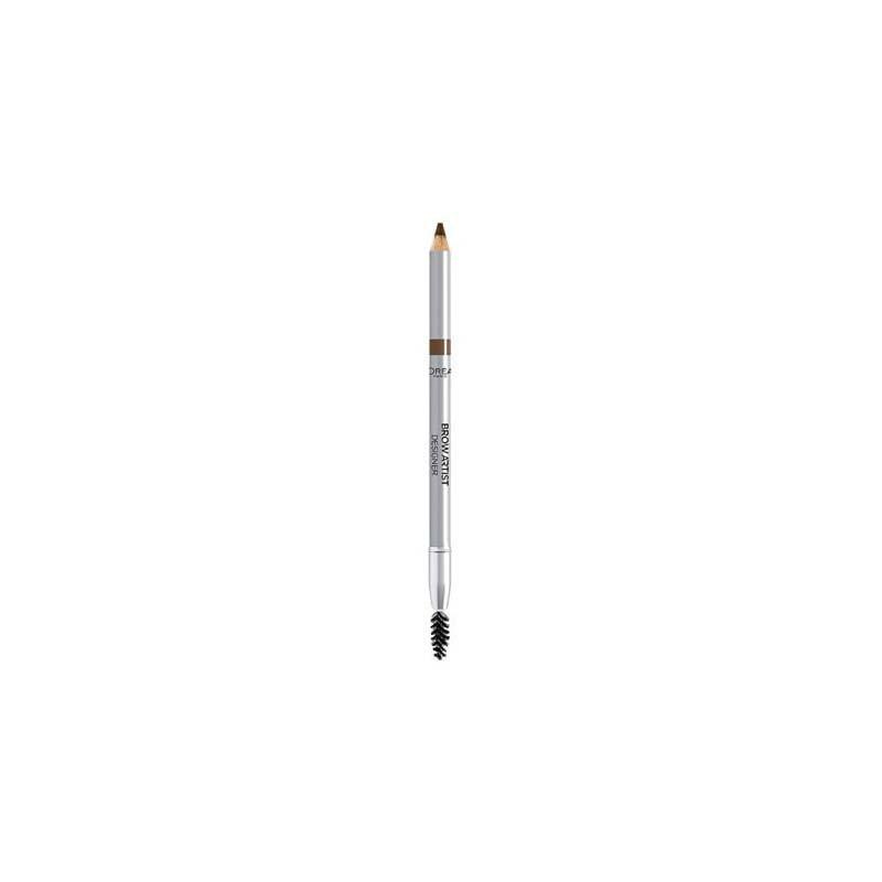 L'ORÉAL - Crayon à Sourcils BROW ARTIST DESIGNER - 302 - Châtain Clair