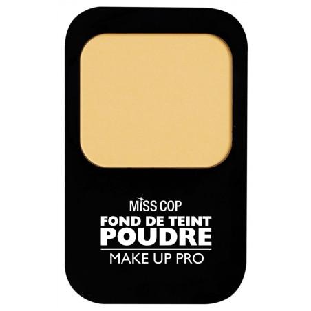 MISS COP - Fond de Teint Poudre - 00 - Porcelaine