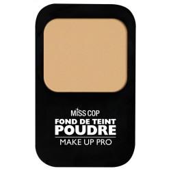 MISS COP - Fond de Teint Poudre - 01 - Sable