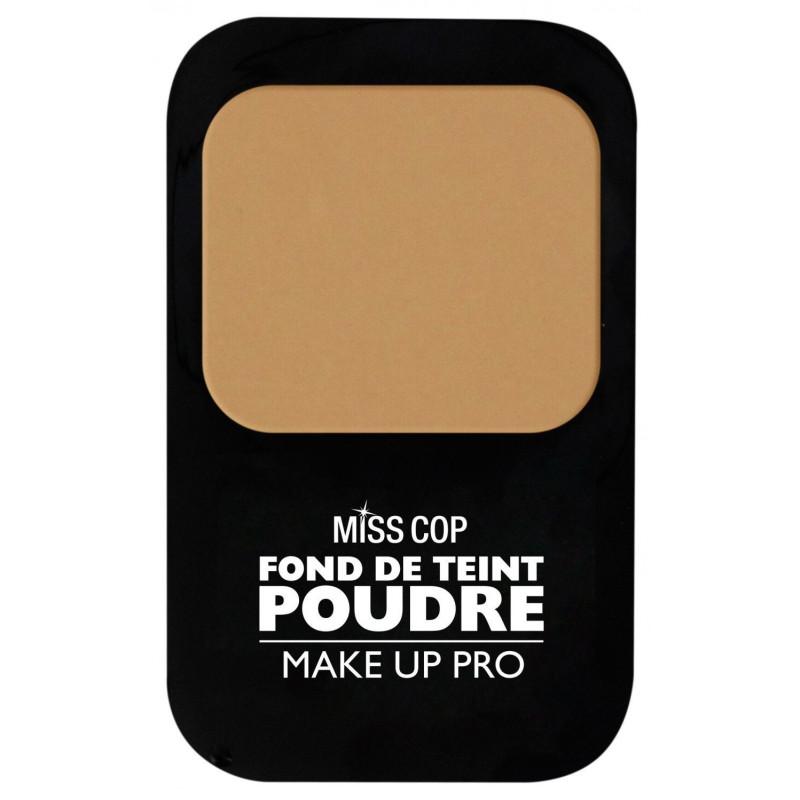 MISS COP - Fond de Teint Poudre - 02 - Beige