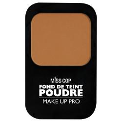 MISS COP - Fond de Teint Poudre - 04 - Cannelle