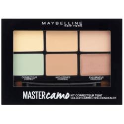 GEMEY MAYBELLINE - Palette Kit Correcteur De Teint MASTER CAMO - 01 Claire