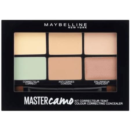 Maybelline New York - Palette Kit Correcteur De Teint MASTER CAMO - 01 Claire