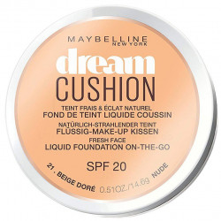 GEMEY MAYBELLINE - Fond De Teint DREAM CUSHION - 21 Beige Doré