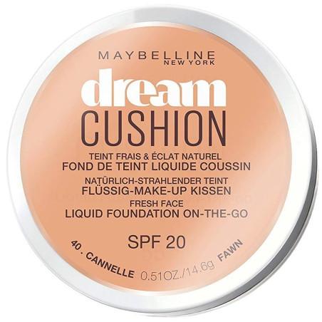 Maybelline New York - Fond De Teint DREAM CUSHION - 40 Cannelle