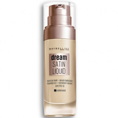 GEMEY MAYBELLINE - Fond De Teint DREAM SATIN LIQUID - 30 Sable