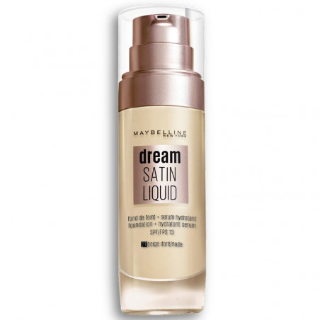 Maybelline New York - Fond De Teint DREAM SATIN LIQUID - 21 Beige doré