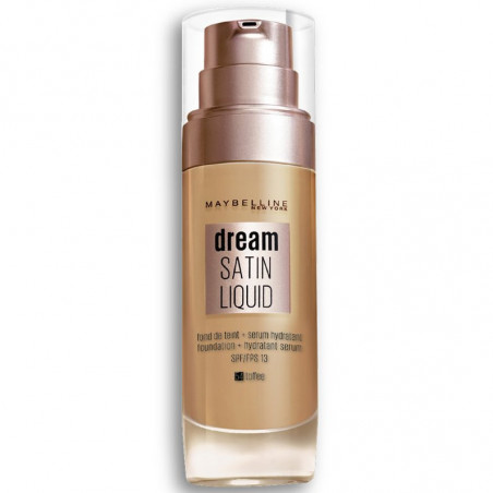 Maybelline New York - Fond De Teint DREAM SATIN LIQUID - 54 Toffee