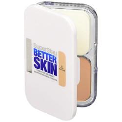 GEMEY MAYBELLINE - Fond de Teint Soin Compact BETTER SKIN - 21 Beige Doré