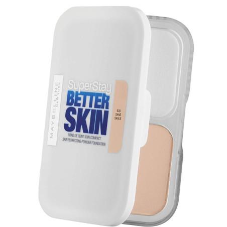 GEMEY MAYBELLINE - Fond de Teint Soin Compact BETTER SKIN - 30 Sable