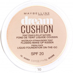 GEMEY MAYBELLINE - Fond De Teint DREAM CUSHION - 10 Ivoire