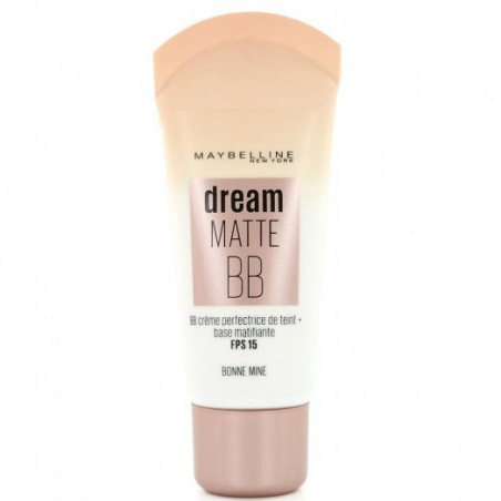 GEMEY MAYBELLINE - BB Crème DREAM MATTE BB - Effet Bonne mine
