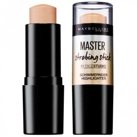 Maybelline New York - Stick Enlumineur MASTER STROBING - 200 - Medium Nude Glow