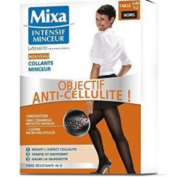 MIXA - Collants Minceur Anti-Cellulite - S-M