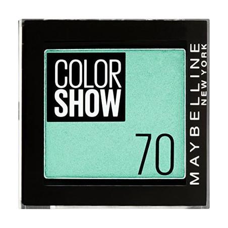 GEMEY MAYBELLINE - Ombre à paupières COLOR SHOW - 70 Spring Avenue