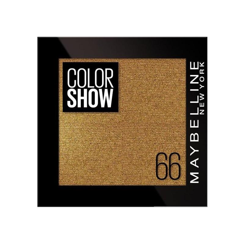 GEMEY MAYBELLINE - Ombre à paupières COLOR SHOW - 66 Bling Bling