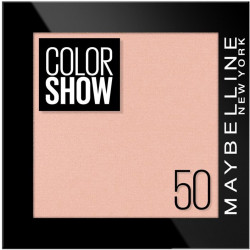 Maybelline New York - Ombre à paupières COLOR SHOW - 50 Sugar Baby