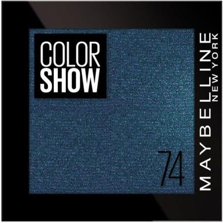 Maybelline New York - Ombre à paupières COLOR SHOW - 74 Never Sleeps