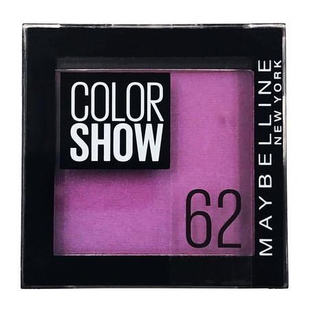 Maybelline New York - Ombre à paupières COLOR SHOW - 62 Purple Life