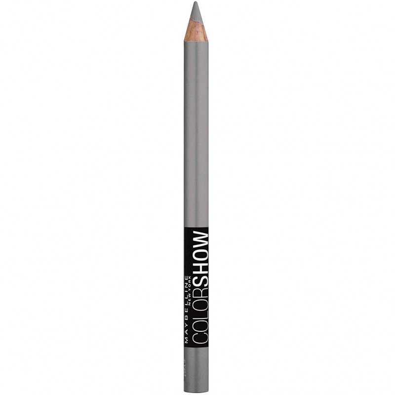 GEMEY MAYBELLINE - Khôl liner COLOR SHOW - 120 Sparkle Grey