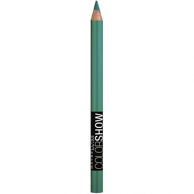 GEMEY MAYBELLINE - Khôl liner COLOR SHOW - 300 Edgy Emerald