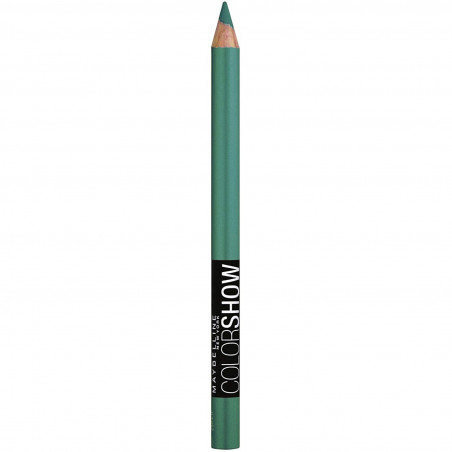 Maybelline New York - Khôl liner COLOR SHOW - 300 Edgy Emerald