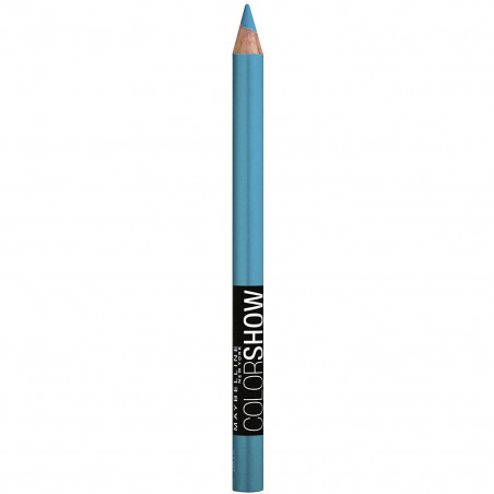 GEMEY MAYBELLINE - Khôl liner COLOR SHOW - 210 Turquoise Flash