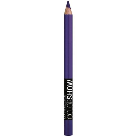 GEMEY MAYBELLINE - Khôl liner COLOR SHOW - 320 Vibrant Violet