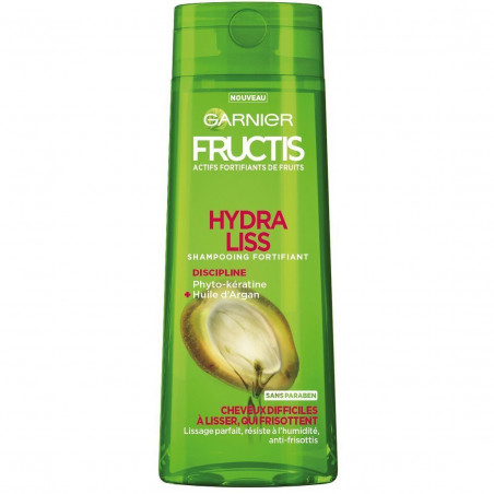 FRUCTIS - Shampooing fortifiant HYDRA LISS