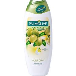 PALMOLIVE - Crème de douche - Lait et Olives