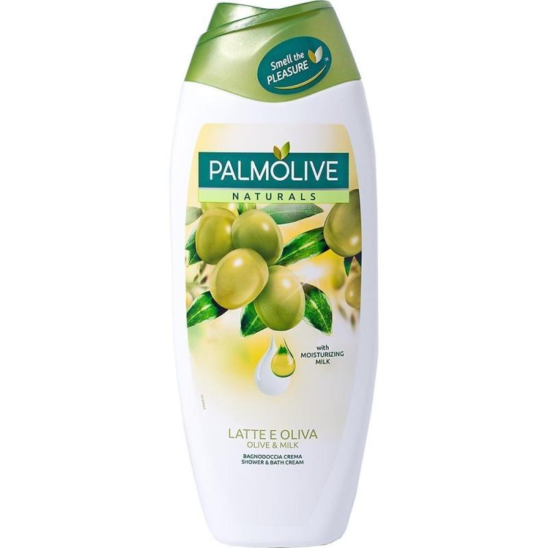 Crème de douche PALMOLIVE - Lait et Olives