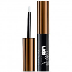 GEMEY MAYBELLINE - Encre à Sourcils Peel-Off Longue Tenue TATTOO BROW - Medium Brown