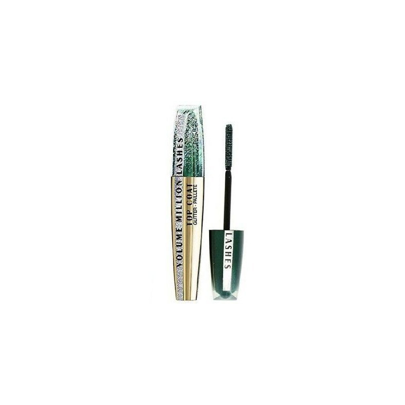 Mascara MILLION DE CILS TOP COAT PAILLETE - Vert