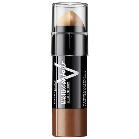 Maybelline New York - Stick Contouring 2 en 1 MASTER CONTOUR By Face Studio - 02 Medium