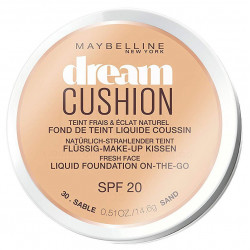 GEMEY MAYBELLINE - Fond De Teint DREAM CUSHION - 30 Sable