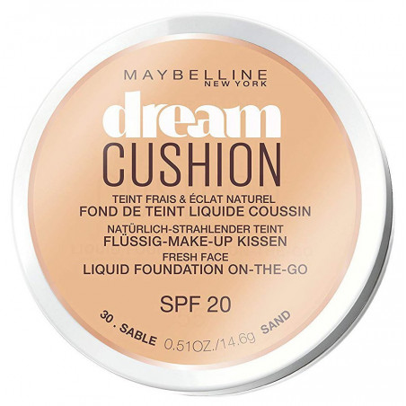 Maybelline New York - Fond De Teint DREAM CUSHION - 30 Sable