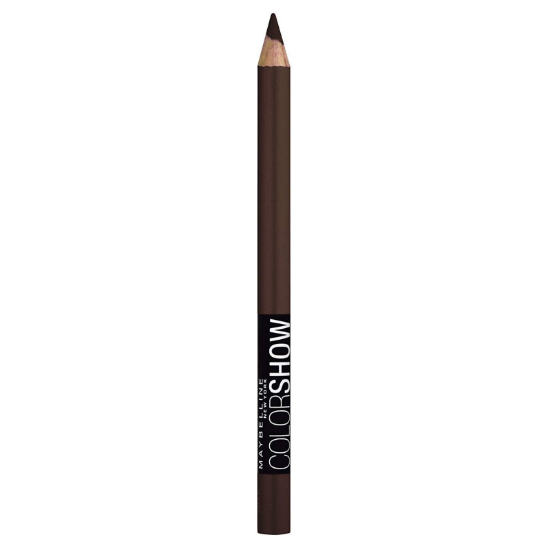 GEMEY MAYBELLINE - Khôl liner COLOR SHOW - 410 Chocolate Chip
