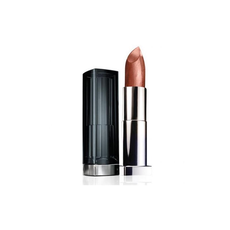 GEMEY MAYBELLINE - Rouge à lèvres COLOR SENSATIONAL METALLIC - 30 Molten Bronze