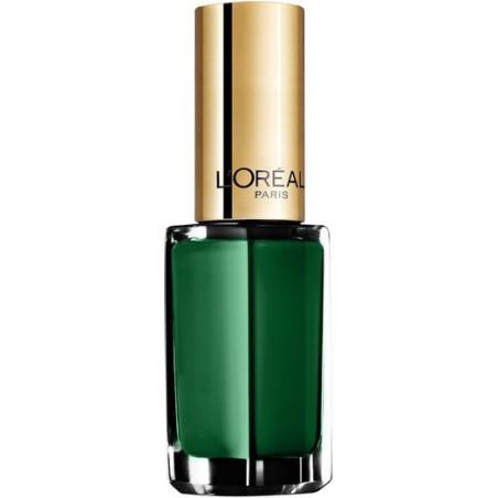 L'ORÉAL - Vernis COLOR RICHE - 196 Feather Green
