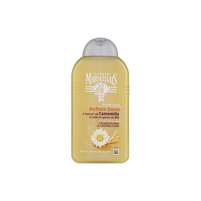 LE PETIT MARSEILLAIS - Shampooing Reflets Dorés - Camomille Blé