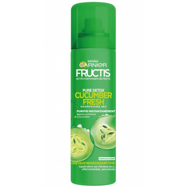 FRCUCTIS - Shampooing Fortifiant PURE DETOX CUCUMBER FRESH