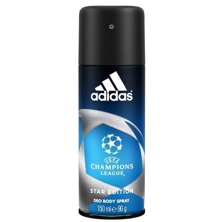 ADIDAS - Déodorant UEFA CHAMPIONS LEAGUE - Star Edition